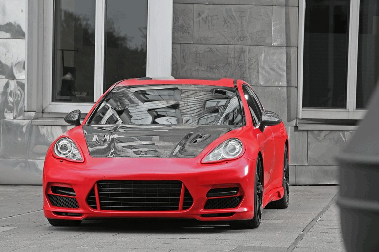 2011 Porsche Panamera by Anderson Germany ( 4th dimension in red ) 312766