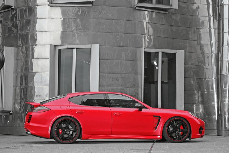 2011 Porsche Panamera by Anderson Germany ( 4th dimension in red ) 312770