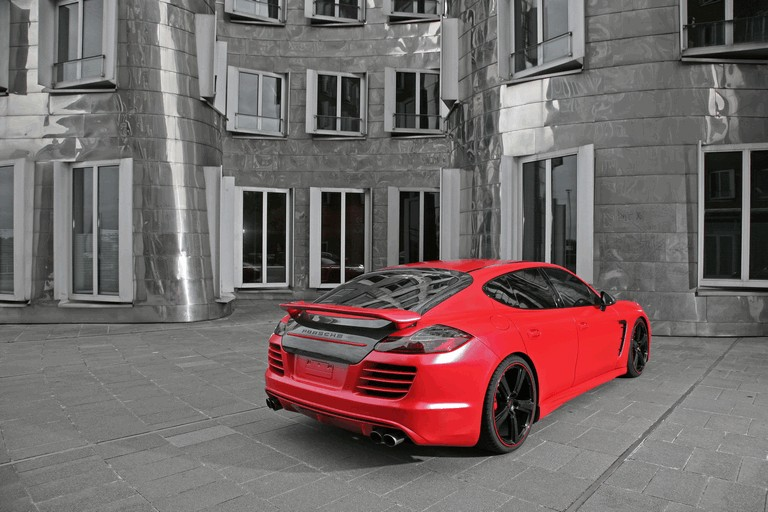 2011 Porsche Panamera by Anderson Germany ( 4th dimension in red ) 312772