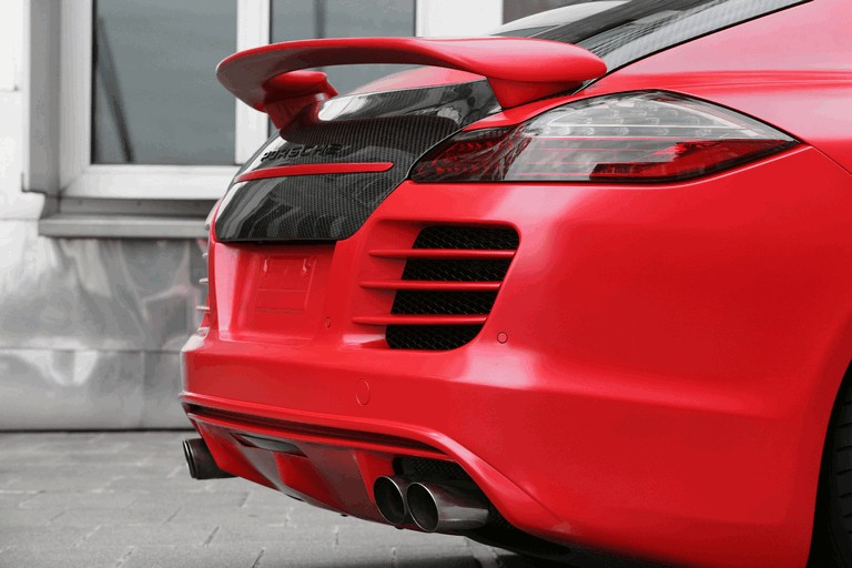2011 Porsche Panamera by Anderson Germany ( 4th dimension in red ) 312773