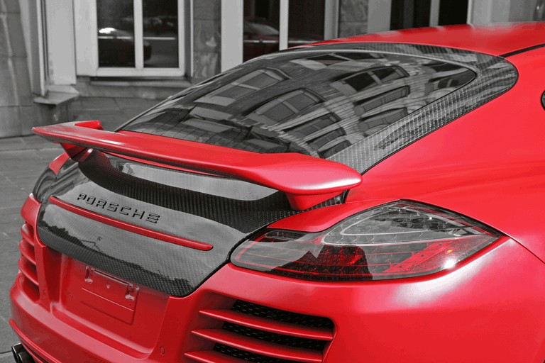 2011 Porsche Panamera by Anderson Germany ( 4th dimension in red ) 312774
