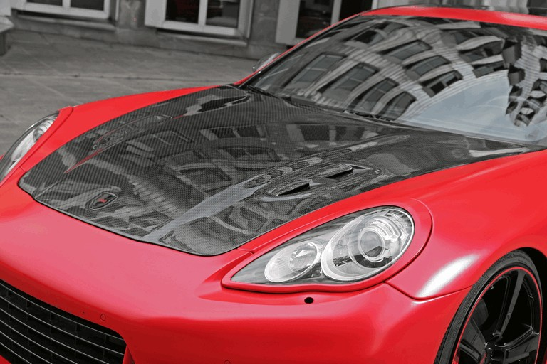 2011 Porsche Panamera by Anderson Germany ( 4th dimension in red ) 312776