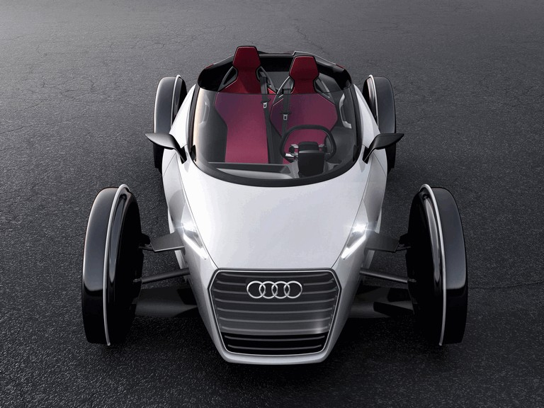 2011 Audi urban concept spyder 317583