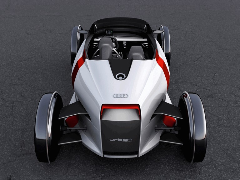 2011 Audi urban concept spyder 317584