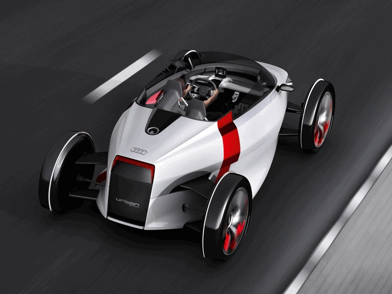 2011 Audi urban concept spyder 317585