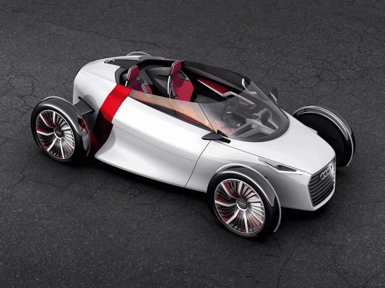 2011 Audi urban concept spyder 317587