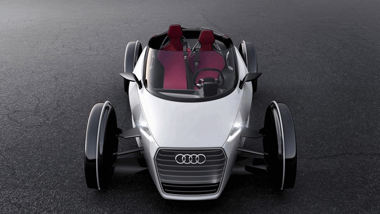 2011 Audi urban concept spyder 317590