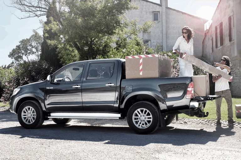 2012 Toyota Hilux 314074