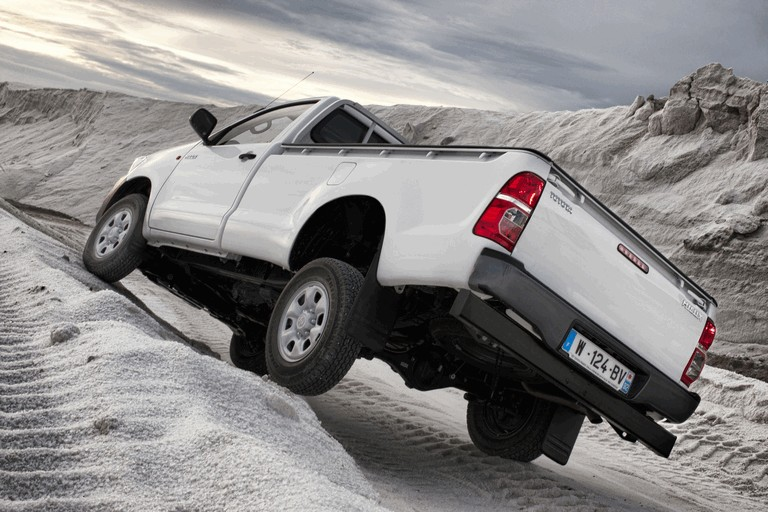 2012 Toyota Hilux 314088