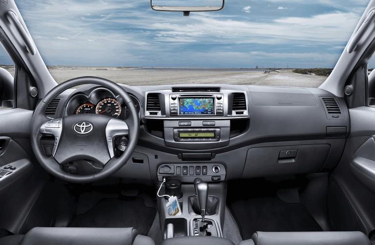 2012 Toyota Hilux 314095