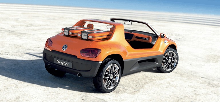 2011 Volkswagen Buggy Up concept 314753