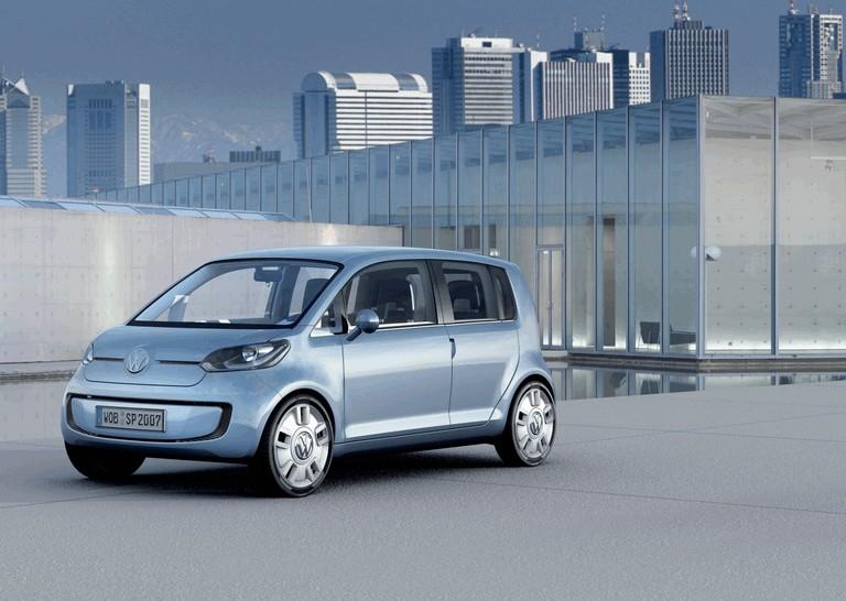 2007 Volkswagen Concept space up 314772