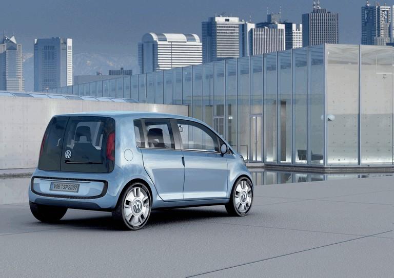 2007 Volkswagen Concept space up 314773