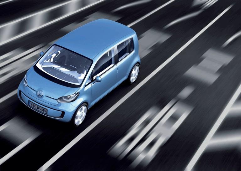 2007 Volkswagen Concept space up 314776