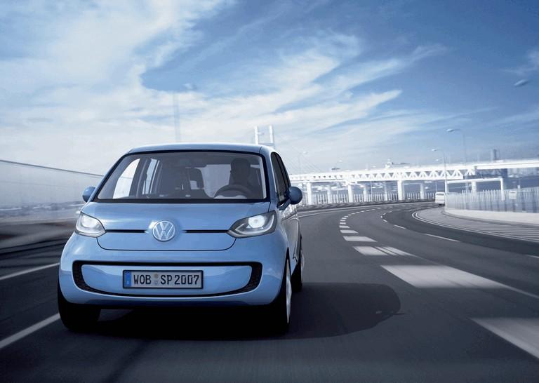 2007 Volkswagen Concept space up 314777