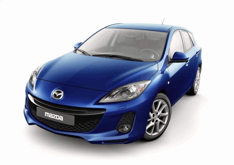 2011 Mazda 3 hatchback 319238