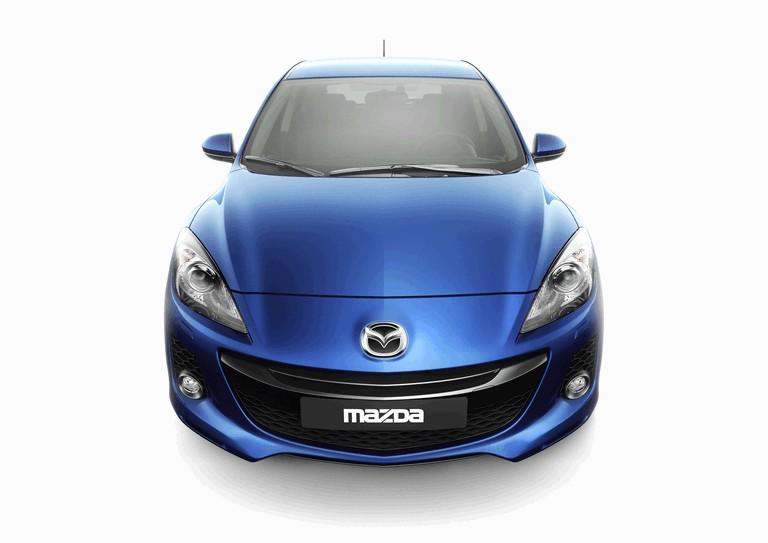 2011 Mazda 3 hatchback 319241
