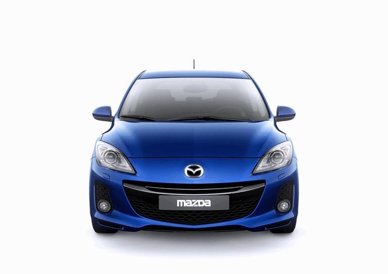 2011 Mazda 3 hatchback 319242