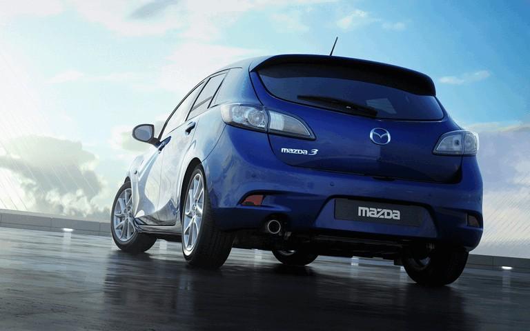 2011 Mazda 3 hatchback 319252