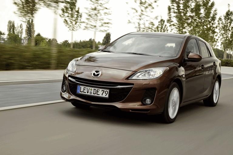 2011 Mazda 3 hatchback 319253