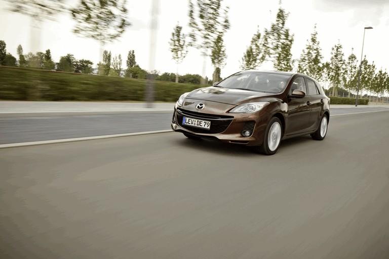 2011 Mazda 3 hatchback 319254