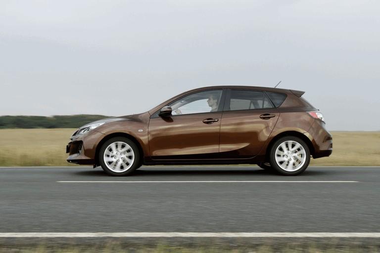 2011 Mazda 3 hatchback 319257