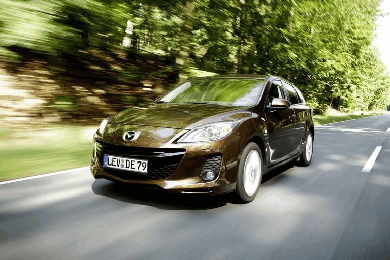 2011 Mazda 3 hatchback 319261