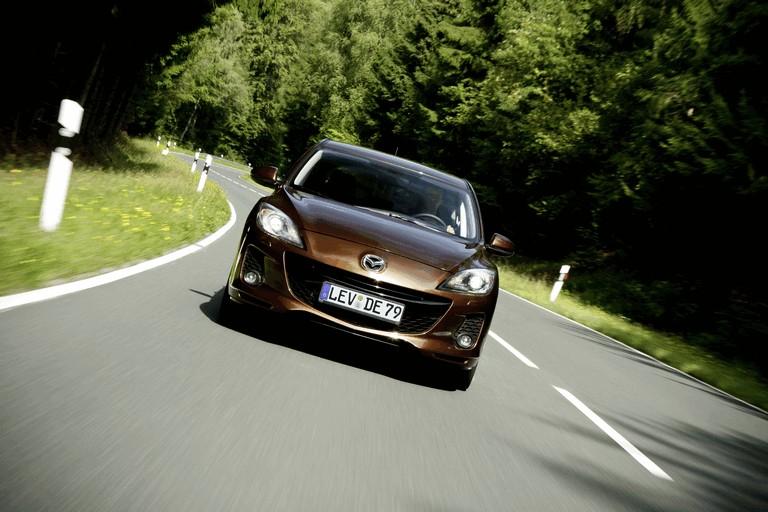 2011 Mazda 3 hatchback 319262