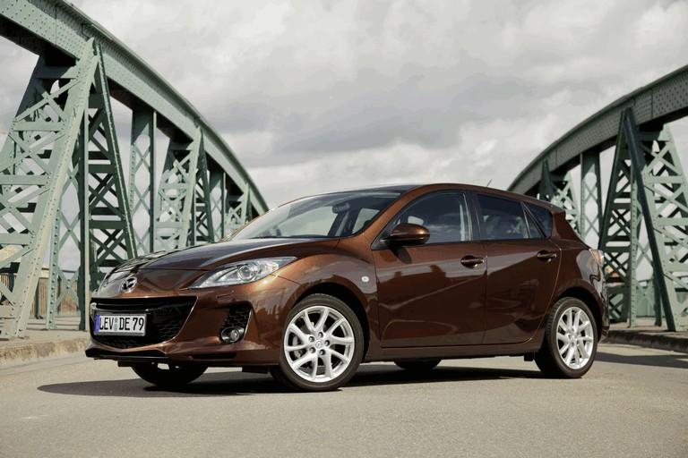 2011 Mazda 3 hatchback 319266