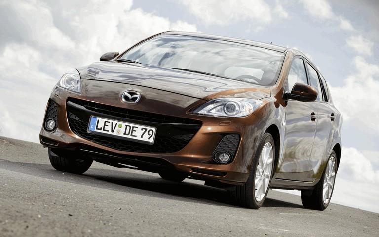 2011 Mazda 3 hatchback 319282