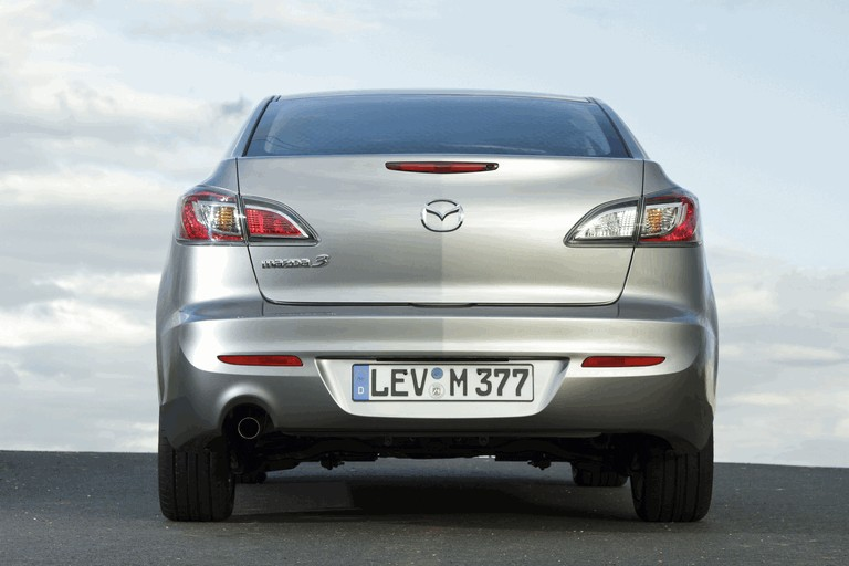 2011 Mazda 3 sedan 319326