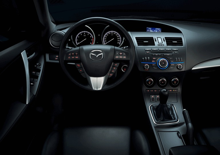 2011 Mazda 3 sedan 319336