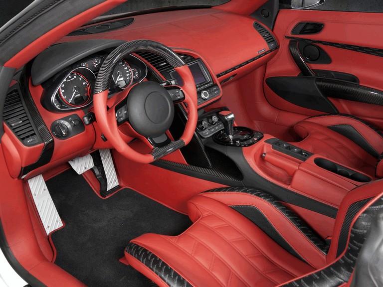 2011 Audi R8 V10 spyder by Mansory 314860