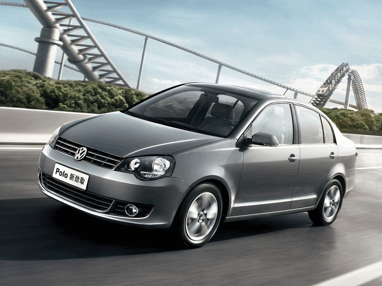 2010 Volkswagen Polo Classic - Chinese version 315292