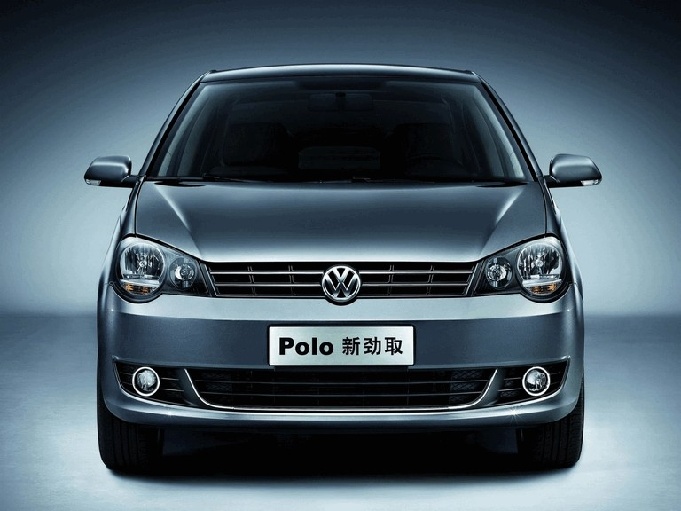 2010 Volkswagen Polo Classic - Chinese version 315293