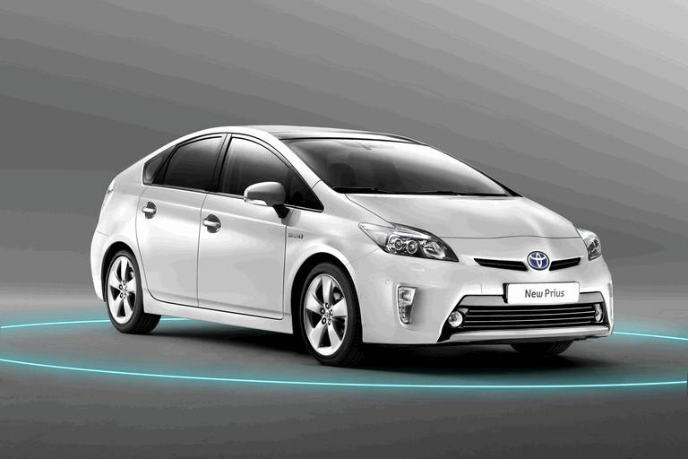 2011 Toyota Prius ( ZVW30 ) 315423
