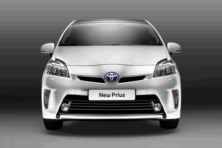 2011 Toyota Prius ( ZVW30 ) 315426