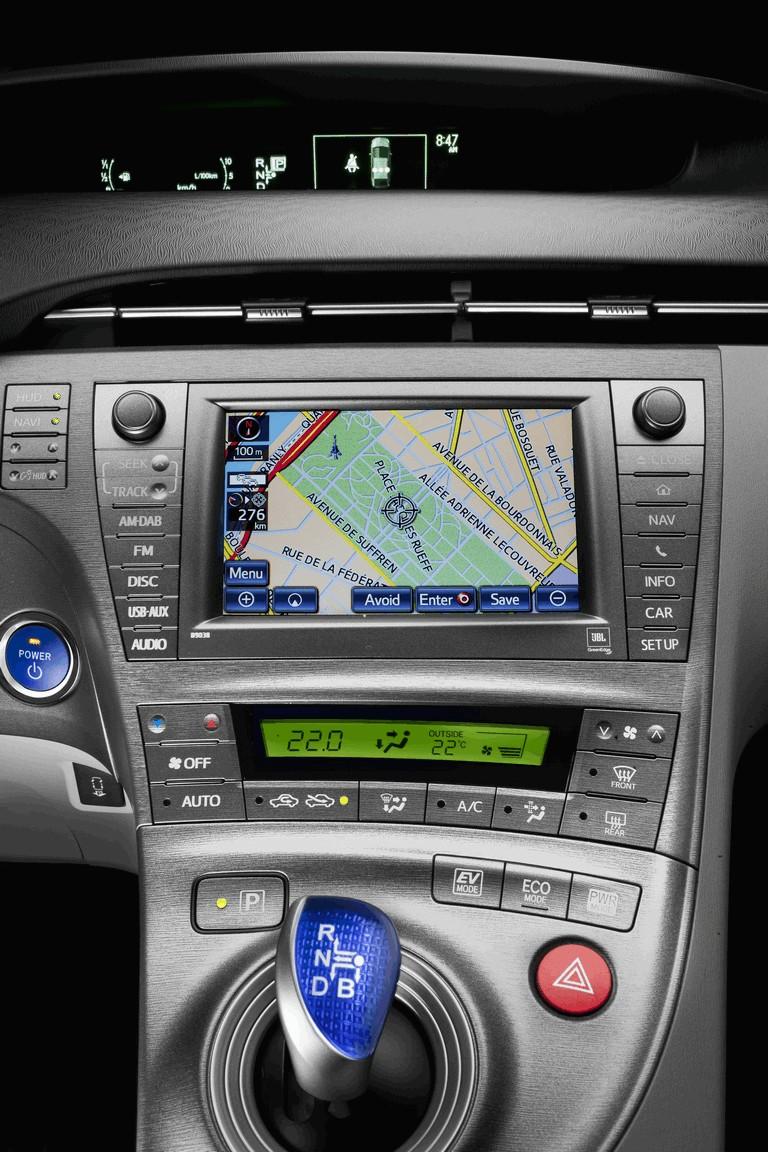 2011 Toyota Prius ( ZVW30 ) 315434