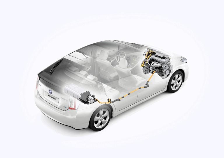 2011 Toyota Prius ( ZVW30 ) 315437