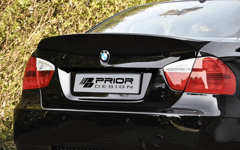 2011 BMW 3er ( E90 ) widebody aerodynamic kit by Prior Design 315619