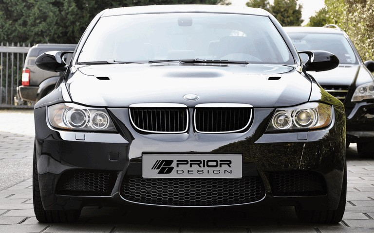 2011 BMW 3er ( E90 ) widebody aerodynamic kit by Prior Design 315620