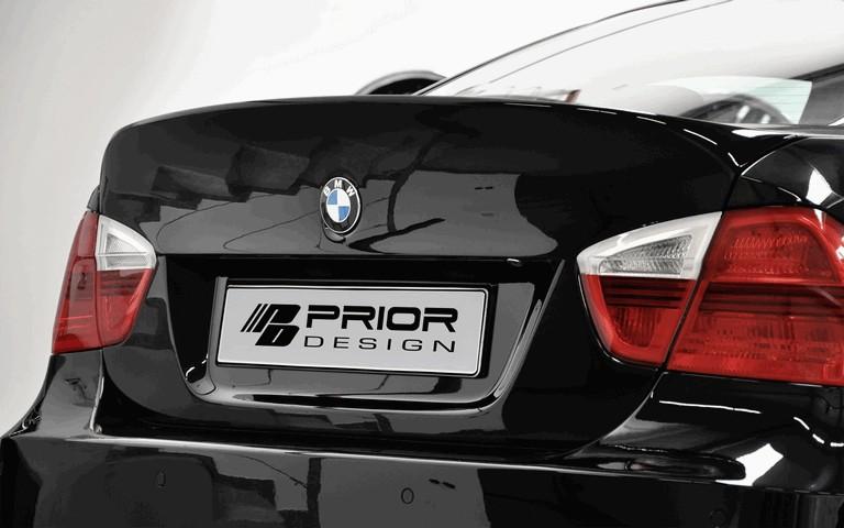 2011 BMW 3er ( E90 ) widebody aerodynamic kit by Prior Design 315629