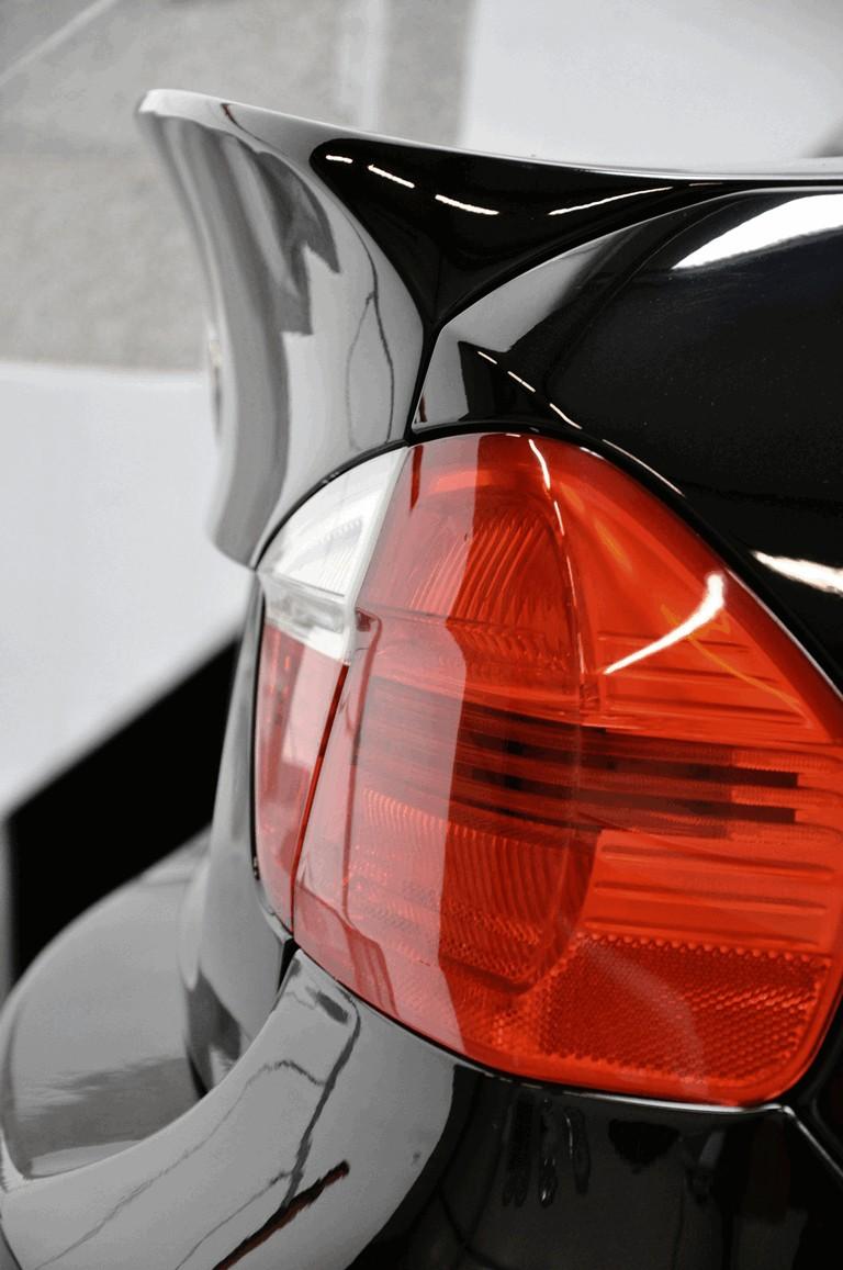 2011 BMW 3er ( E90 ) widebody aerodynamic kit by Prior Design 315630