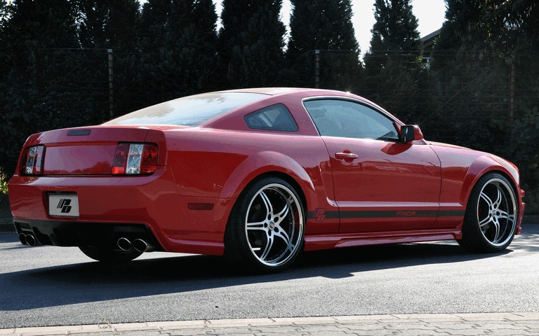 2011 Ford Mustang aerodynamic kit by Prior Design 315642