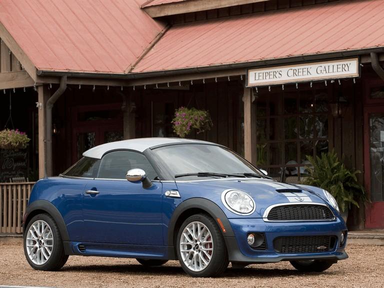 2011 Mini Coupé John Cooper Works - USA version 316117