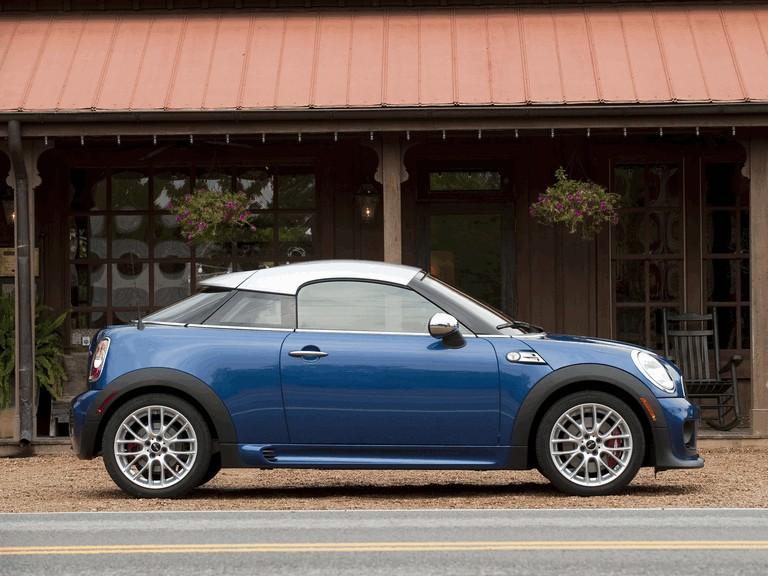 2011 Mini Coupé John Cooper Works - USA version 316121