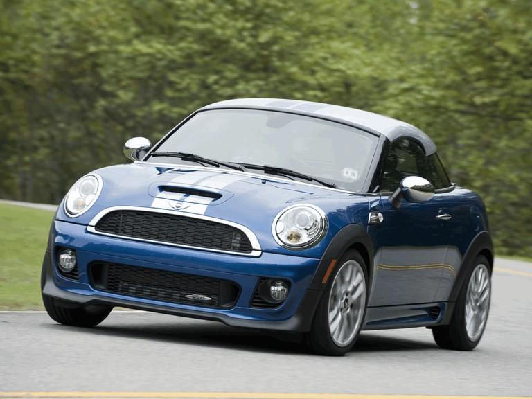 2011 Mini Coupé John Cooper Works - USA version 316123