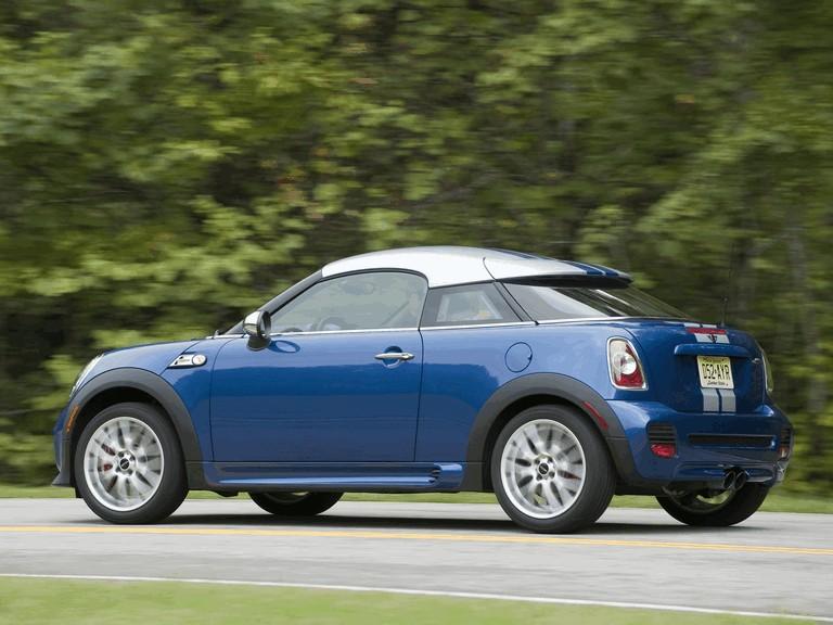 2011 Mini Coupé John Cooper Works - USA version 316125