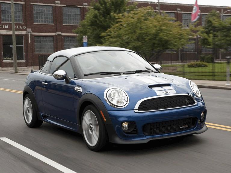 2011 Mini Coupé John Cooper Works - USA version 316127