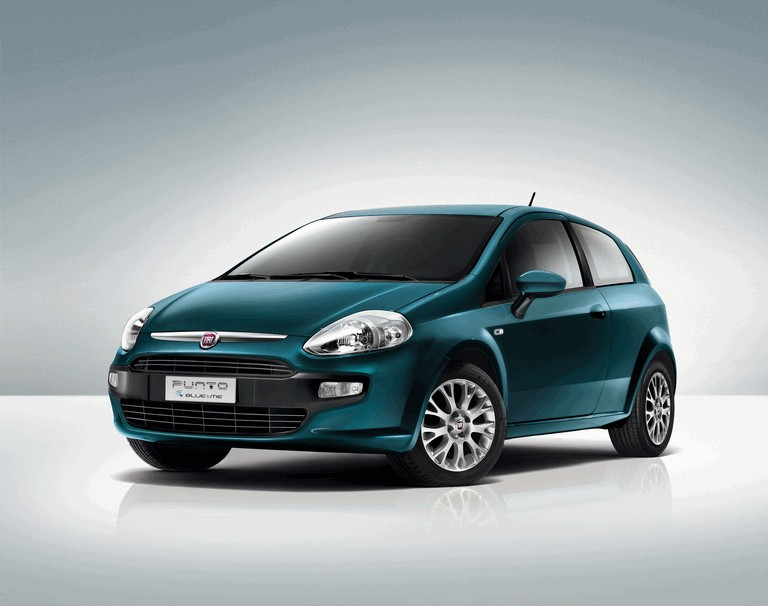 2011 Fiat Punto Evo Blue&Me 316131